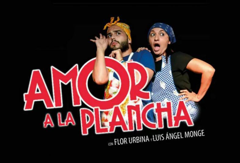 teatro, flor, urbina, amor, plancha, risas, familia, imitaciones, comedia, esa