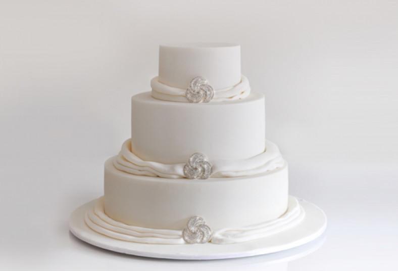 deleitá a todos tus invitados! con un queque para bodas de le fontié