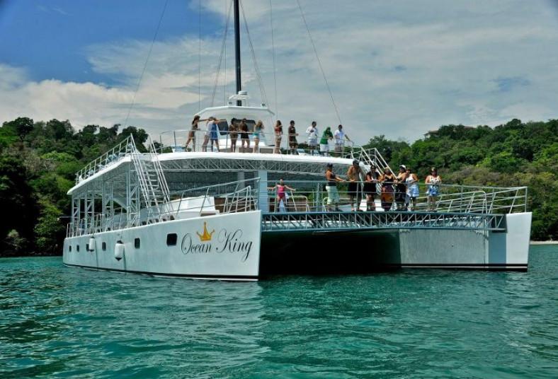 Catamaran, Manuel Antonio, Titicupon, turismo, oferta,