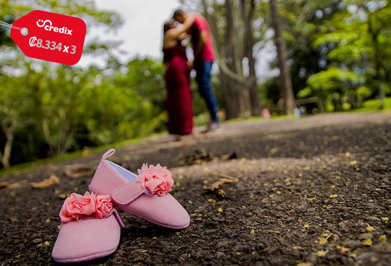 Fotografía, Costa, Rica, sesión, exterior, paraíso, maternidad, familia, impresa