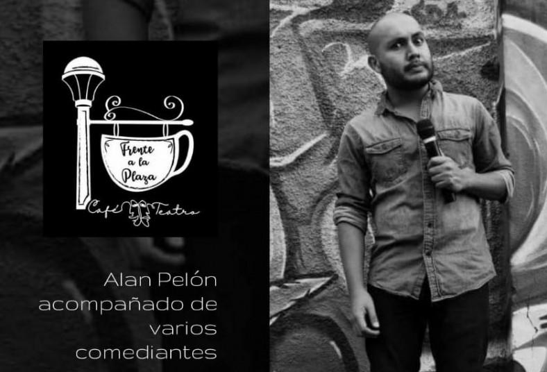 stand, up, comedy, frente, plaza, show, viajar, bus, tipos, suegra, mamá, risas