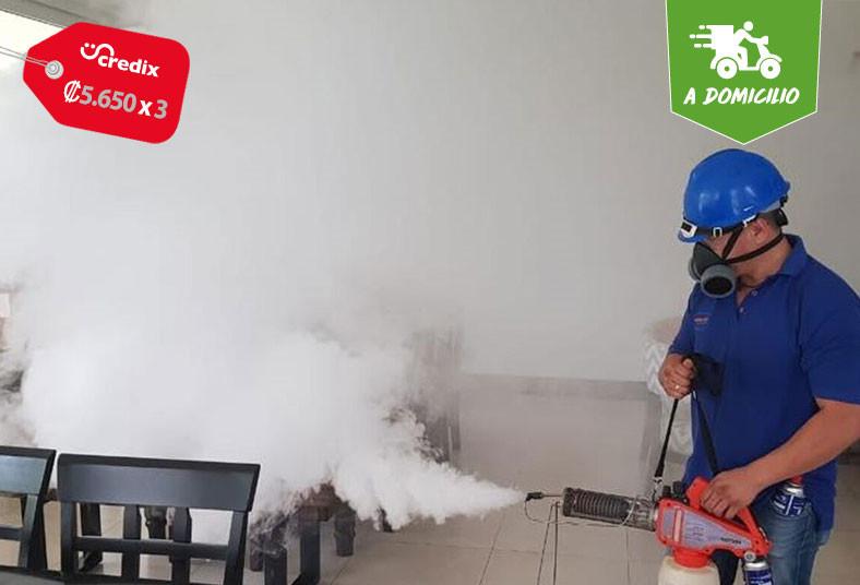 FumiCleaners, servicio, desinfección, áreas, base, nebulización, ultra, bajo,