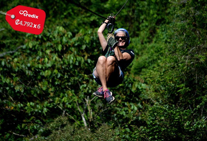 go, adventure, park, canopy, rappel, tubing, rainforest, limo, malekus, termales