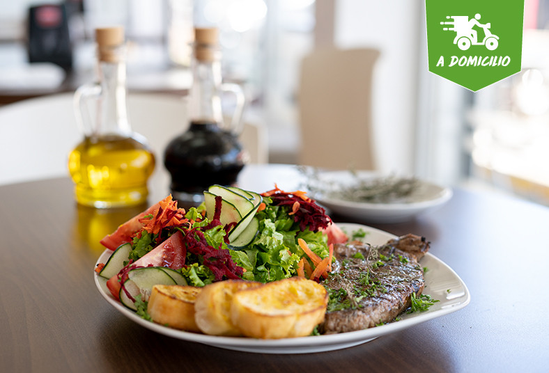 Restaurante, Grego's, Grill, Salads, churrasco, acompañamientos, ensalada, pan