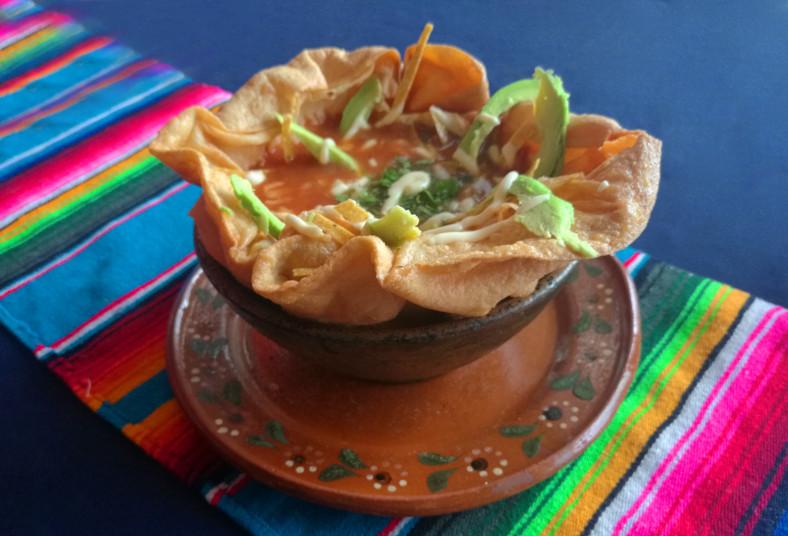 Guacamole, Sabores, México, Costa, Rica, sopa, azteca, enchiladas, frijoles,
