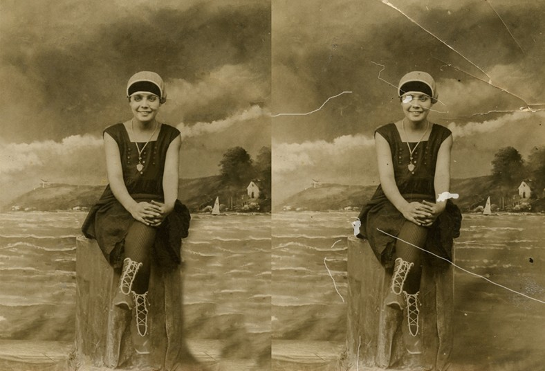 Devolvele la vida a esas fotograf as antiguas da adas - Fotos antiguas de macael ...