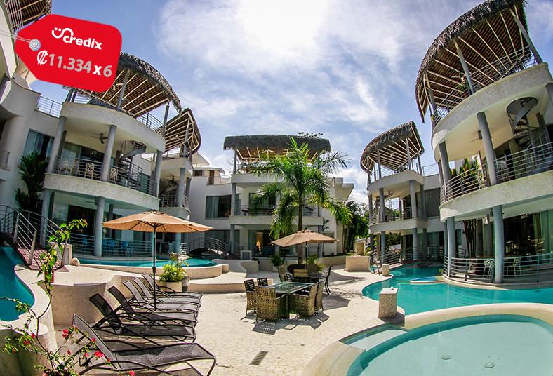 Hermosa, Waves, condominio, equipado, habitaciones, piscina, playa, familia
