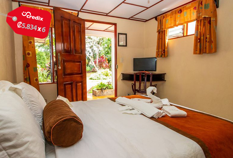 Hotel, Rosa, América, hospedaje, alajuela, piscina, restaurante, desayuno,