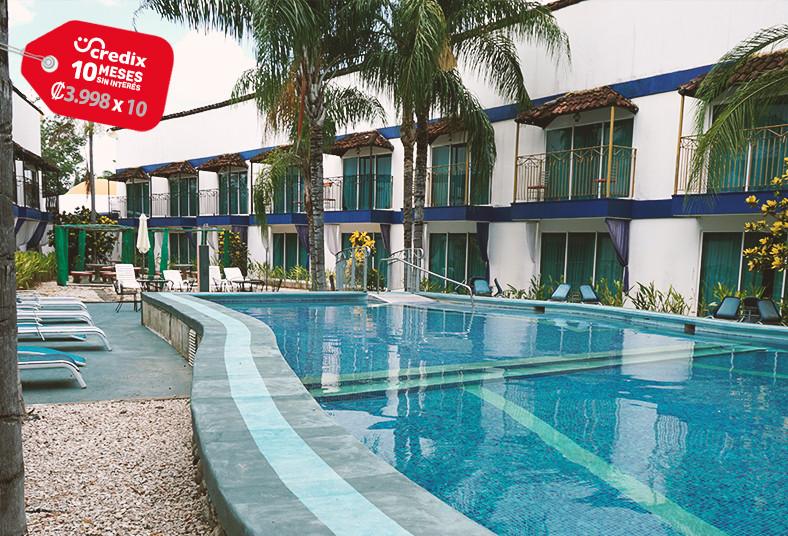 Hotel, Blue, Sea, Resort, Resort, habitación, ejecutiva, desayuno, típico, playa