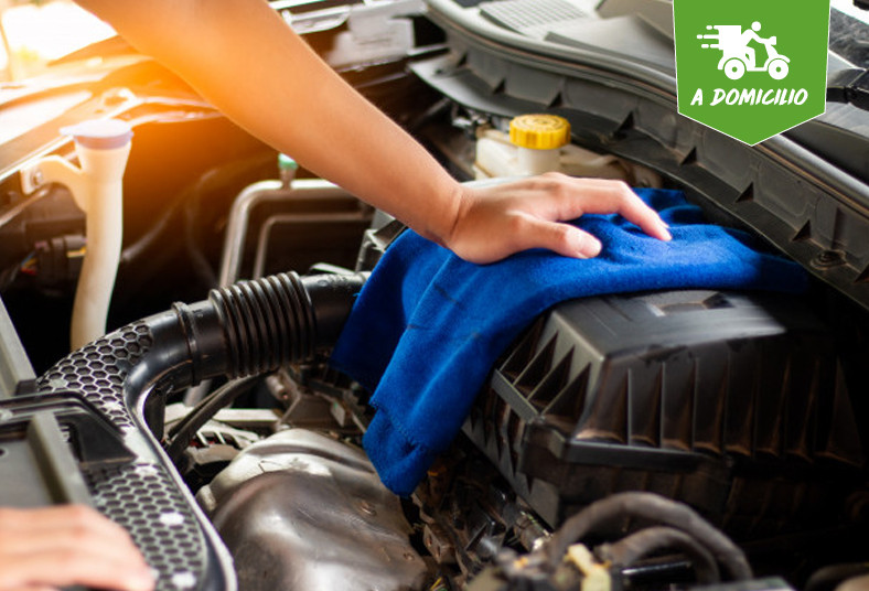 hydrocars, spa, limpieza, motor, exterior, vehículo, servicio, domicilio, lavado