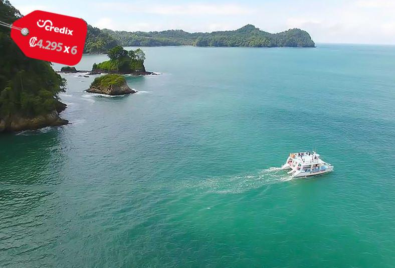 iguana, tours, catamarán, playa, ballenas, tobogán, delfines, comida, paseo