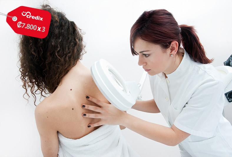 clinica, indara, consulta, médica, general, cauterización, lesiones, piel, libre