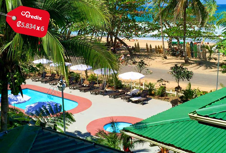 Hotel, Isla, Inn, playa cocles, puerto, viejo, talamanca, playa, familia, pareja