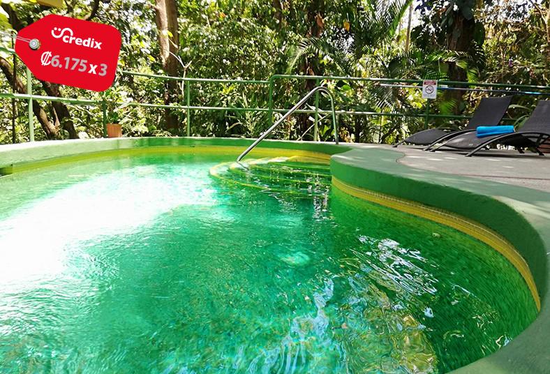 Paradise, Inn, piscinas, jardín, naturaleza, hospedaje, comodidad