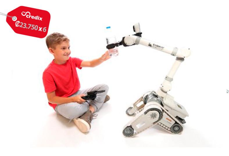 Jugueterías, TOYS, 1 IRobot, R/C, Multi-función, video, cámara, niños, voz