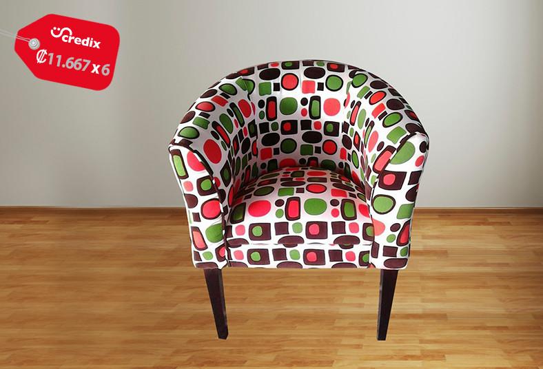 isamiarroyo, furniture, butaca, ancho, fondo, asiento, tela, mostrario, patas,
