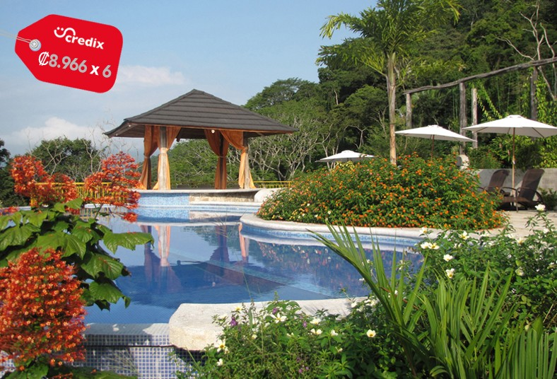 hotel, vista, islas, spa, reserva, natural, descanso, isla, tortuga, pareja,