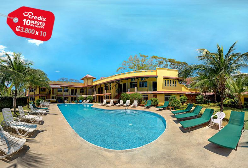 hotel, isolina, beach, habitación, equipada, villa, familiar, guanacaste, playa,
