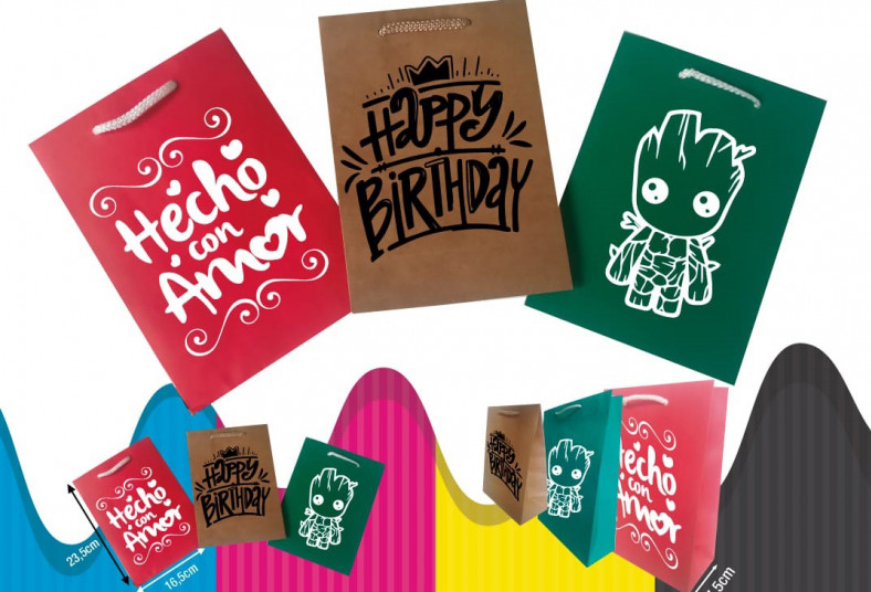 Jasa, Designs, Productions, bolsas, tamaños, colores, personalizadas, tamaño