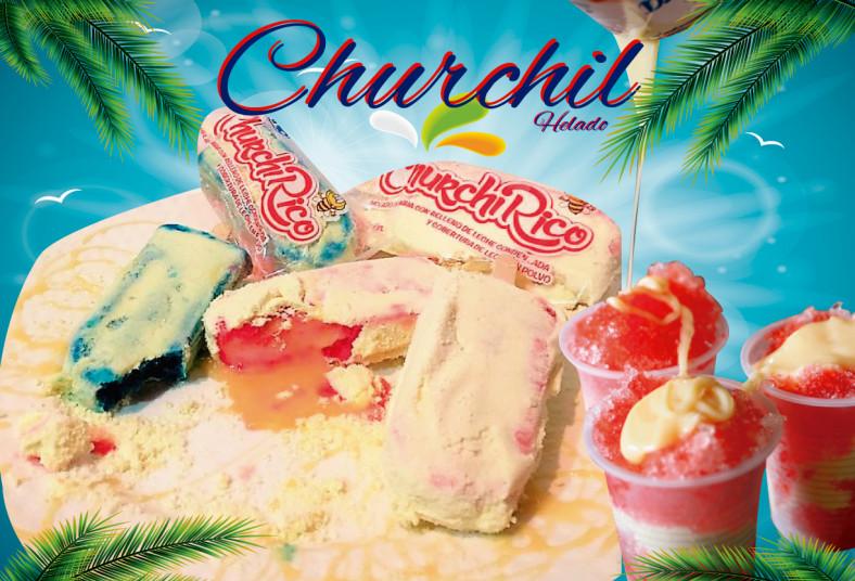 donde, jasa, paletas, sabores, Churchill, Baileys, Churchill Chicle, Oreo,