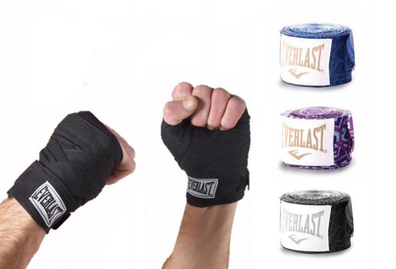 deportes, jimmy, vendas, manos, everlast, everfresh, protección, estampado, olor