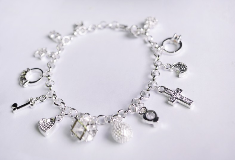Jewvirly, Collection, pulsera, dijes, plata, accesorio, regalo, especial, amiga,