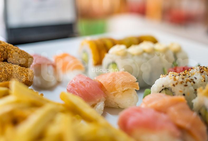 Restaurante, Kabod, sushi, bebida, gaseosa, té, frío, california, tico, nevado,