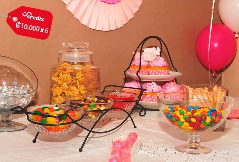 kosmos, decoración, eventos, mesa, dulce, all, you, can, eat, fiesta, niños,