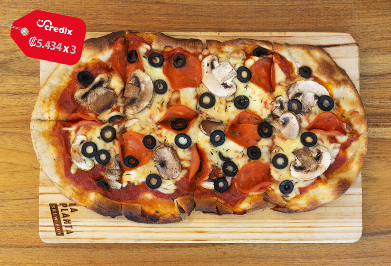 La, Planta, Brewpub, cata, cervezas, pizza, mediana, cervercería, artesanal,
