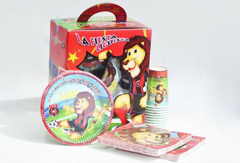 Nuevos, Momentos, liga, fiesta, niños, invitados, cumpleaños, celebración, león