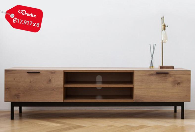 Le, Maître, Furniture, Design, mueble, televisión, pino, chileno, wange, negro,