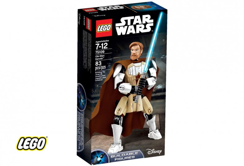 Jugueterías, TOYS, Lego, Star, Wars, Obi, Wan, Kenobi, ejercito, acción, niños