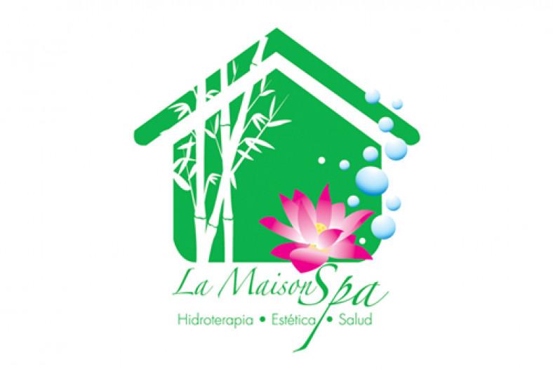 maison, spa, día, enamorados, jacuzzi, jardín, masaje, relajante, espalda, amor