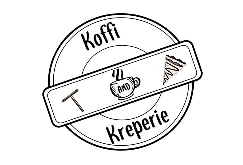 Koffi, Kreperie , wraps, pollo, cerdo, jamón, porciones, papas, sabores, pareja