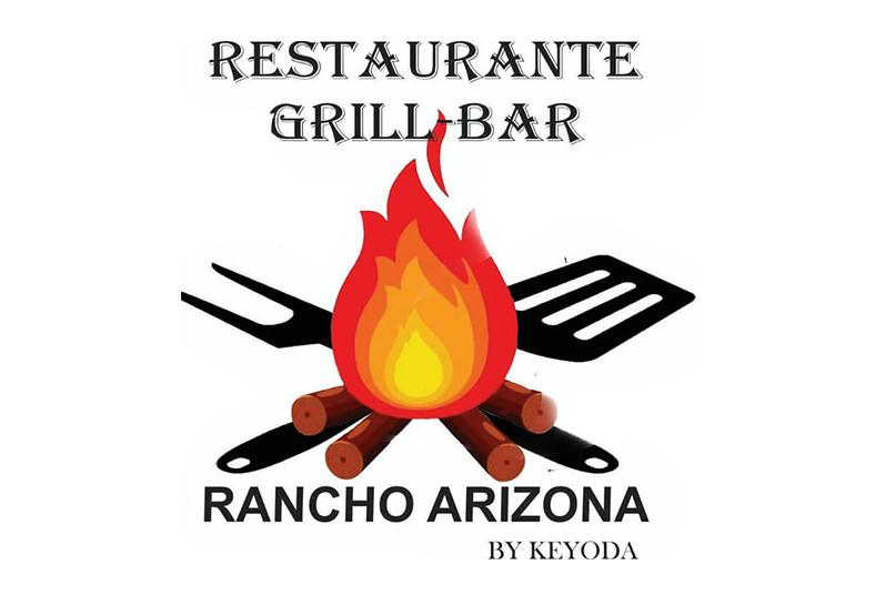 Restaurante, Rancho, Arizona, churrasco, carne, papa, plátano, almuerzo, cena