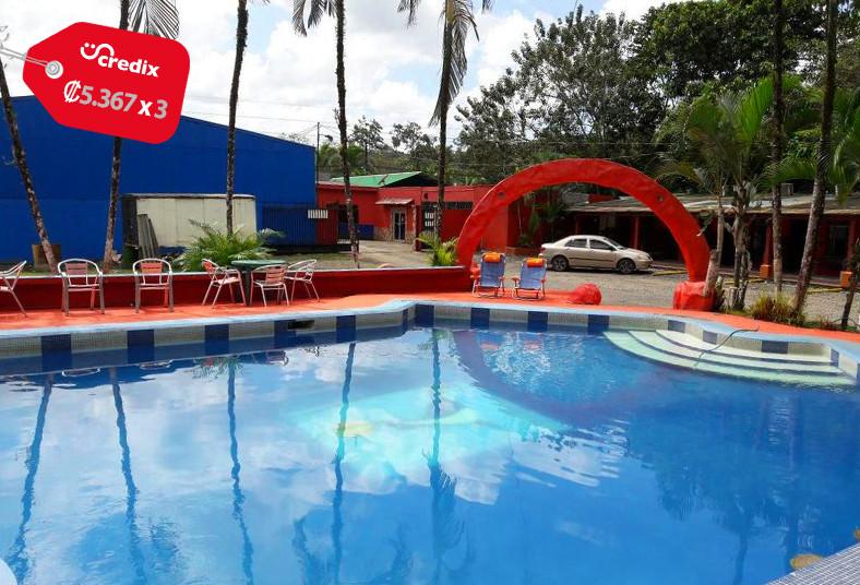 Hotel, Maguey, Portones, Sarapiquí, piscina, bar, restaurante, pareja, cable