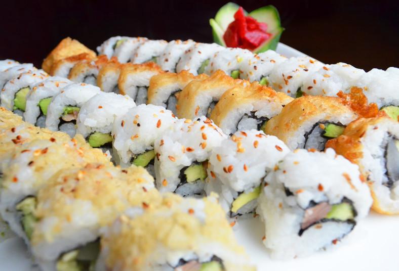 restaurante, makizu, philadelphia, tempura, tico, cheese, sushi, anguila, soya