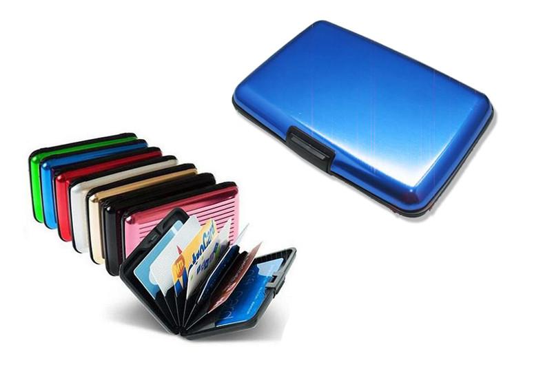 373905388 Obtené un increíble y útil producto! Billetera de aluminio a sólo ...