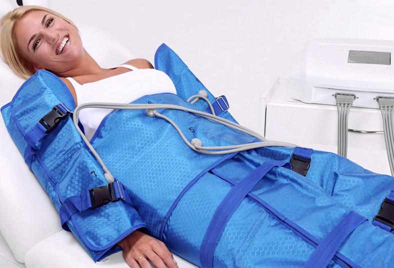 Fisioestética, Malu, limpieza, facial, presoterapia, ozono, exfoliación, piernas