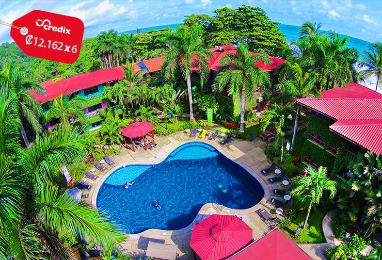 hotel, marea, brava, sol, playa, diversión, amigos, familia, jacó, hermosa,