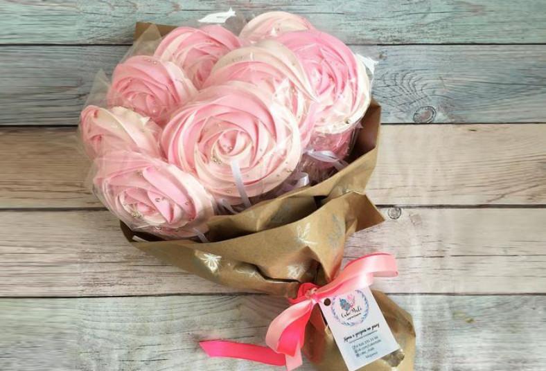 dolce, amaretto, cupcakes, ramos, suspiros, día, especial, dulce, dulce,