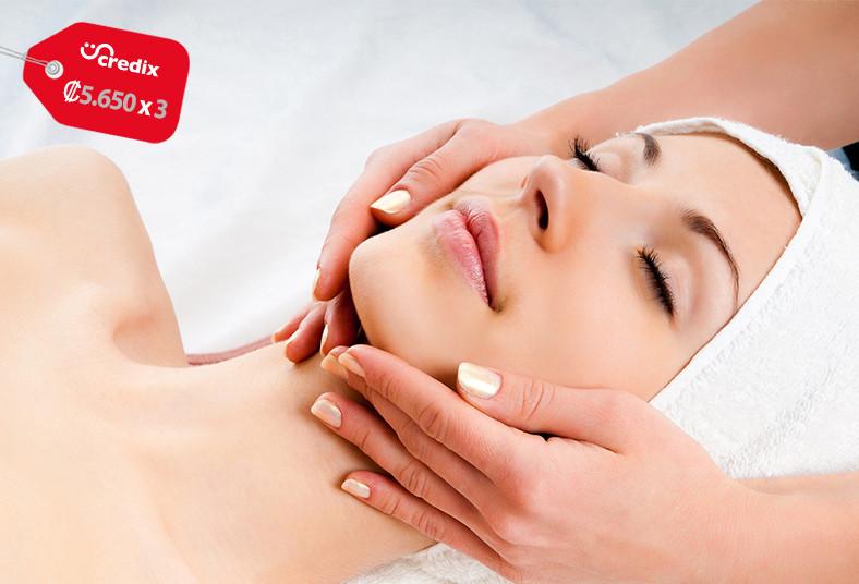 Masajes, Terapéuticos, Oriente, Spa, masaje, relajante, mini, facial, evaluación