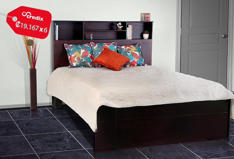 camas, costa, rica, matrimonial, individual, king, piecero, negro, cenízaro,