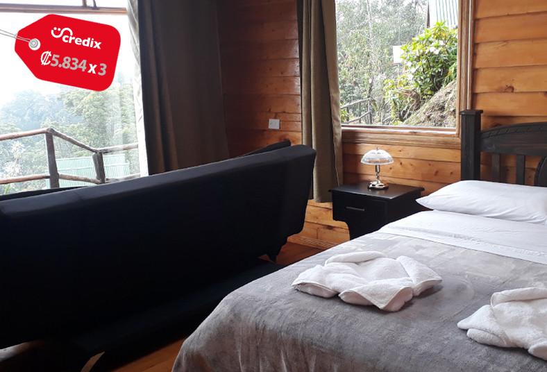 mirador, quetzales, habitación, hotel, catarata, desayuno, descanso, típico