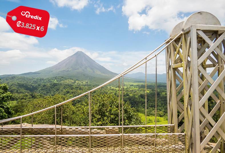 Mistico, Arenal, Hanging, Bridges, Park, spider, monkey, canyon, rappel, pozas