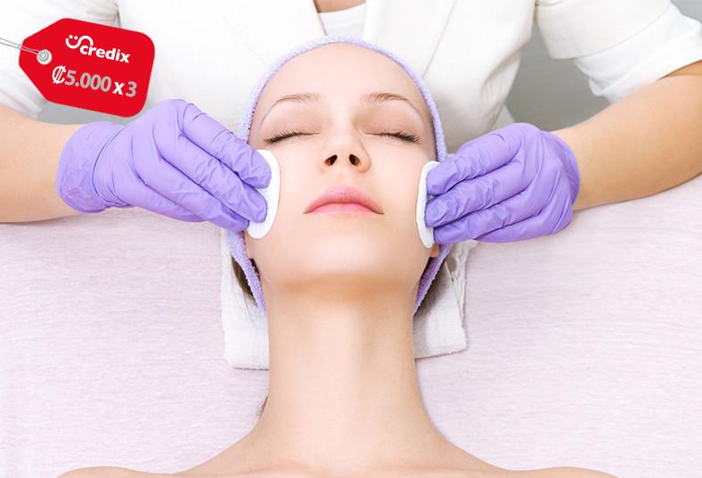 fisioterapia, estética, monik, limpieza, facial, profunda, microdermoabrasión,