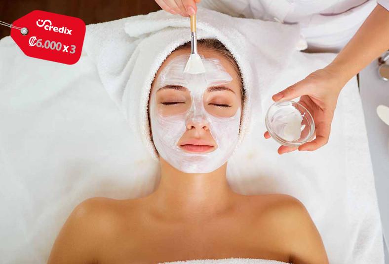 Montelimar, Clinical, Center, limpieza, facial, profunda, exfoliación, vapor,