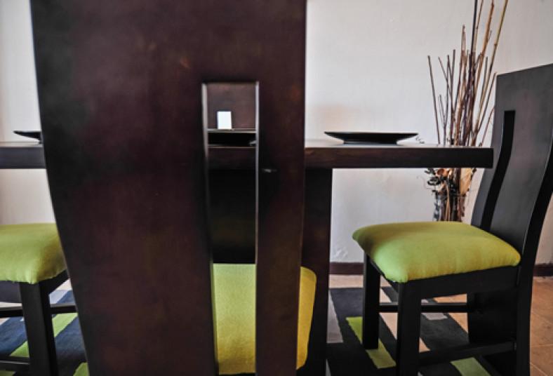 Innová tu hogar! con un elegante juego de comedor al 50% de ...
