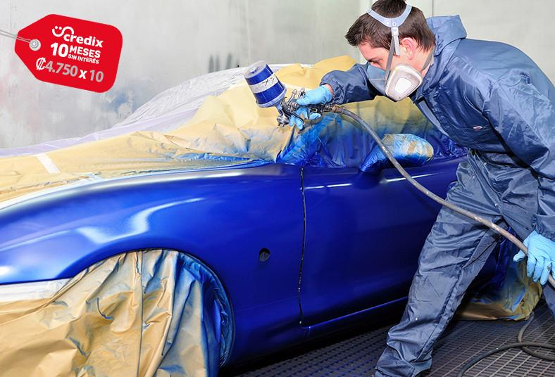 Multiservicios, castellon, enderezado, pintura, vehículo, raspones, camances,