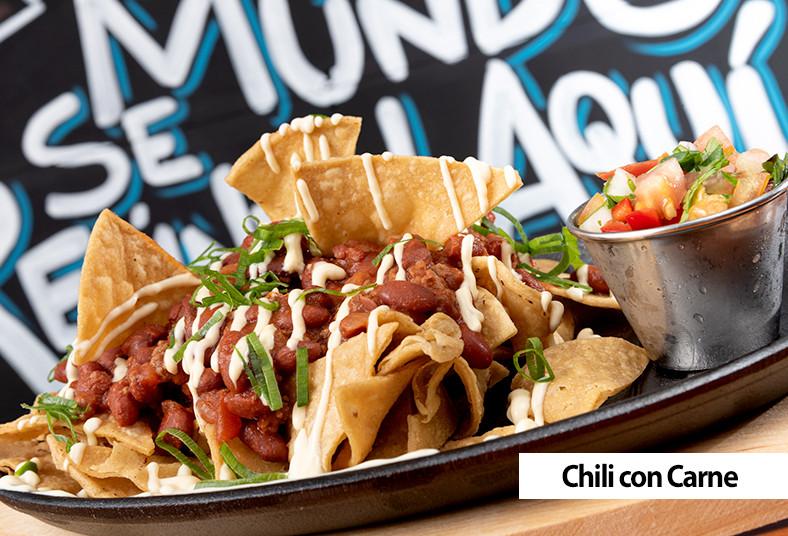 Nacho's, House, dulces, salados, compartir, almuerzo, cena, smoothie, gaseosa